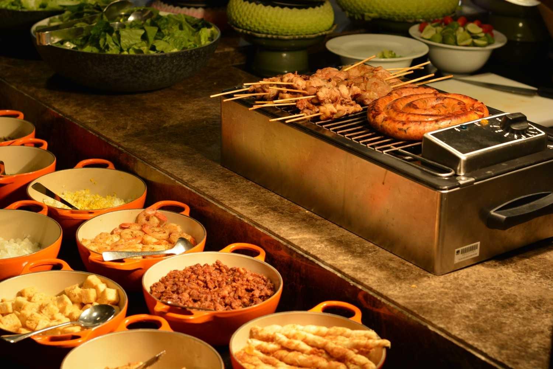 JW Marriott Hotel Bangkok, JW Café