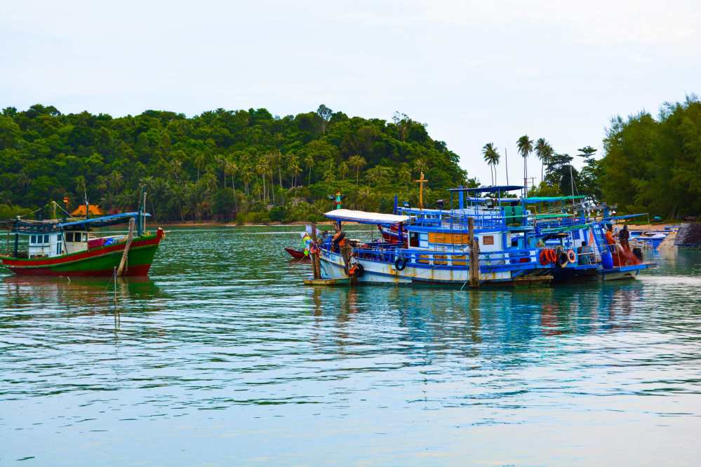 Bangbao Fishing Village Koh Chang