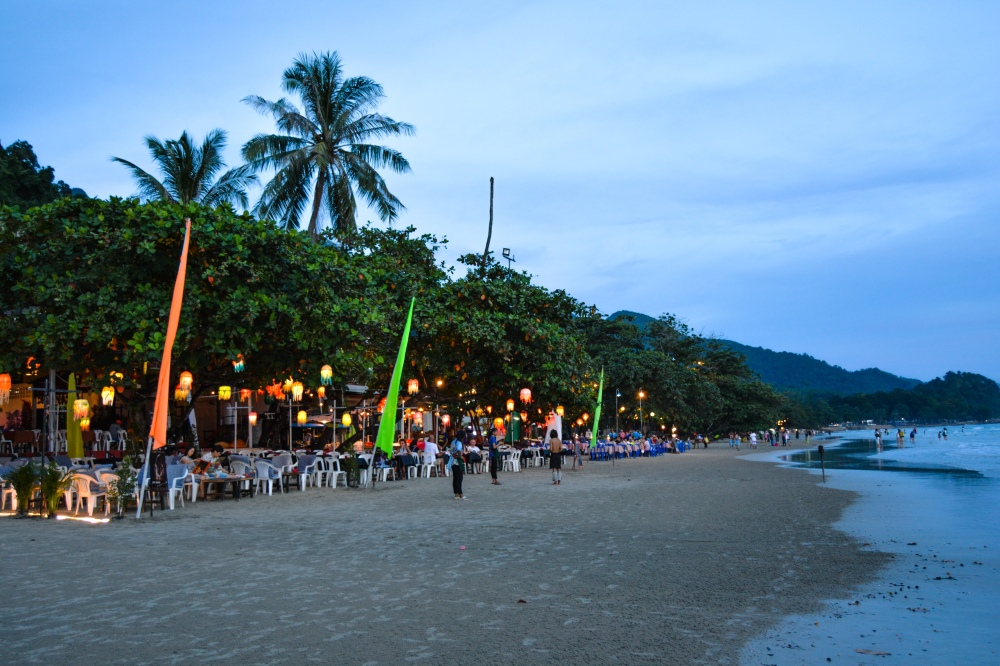 North White Sand Beach Koh Chang Thailand