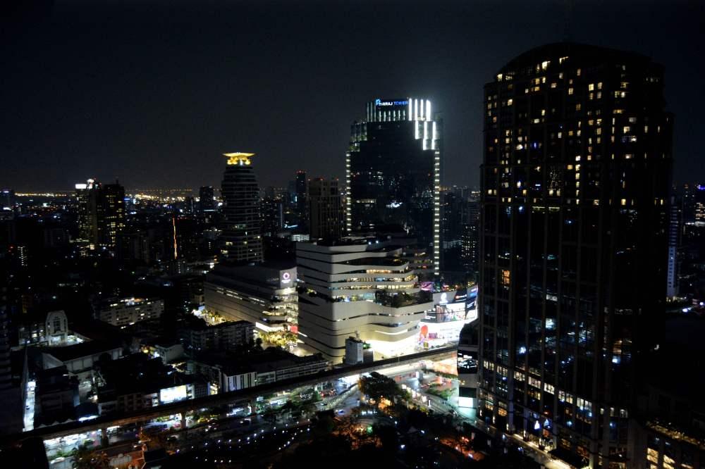 ABar Rooftop Bangkok Marriott Marquis Queen's Park