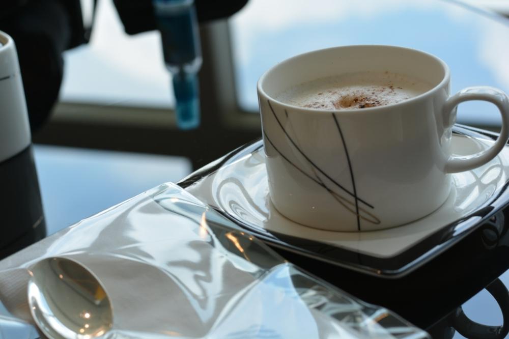 coffee executive lounge pullman king power bangkok