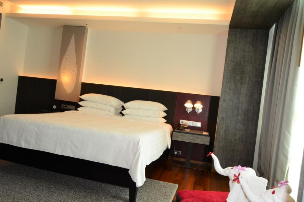 bed suite pullman bangkok king power