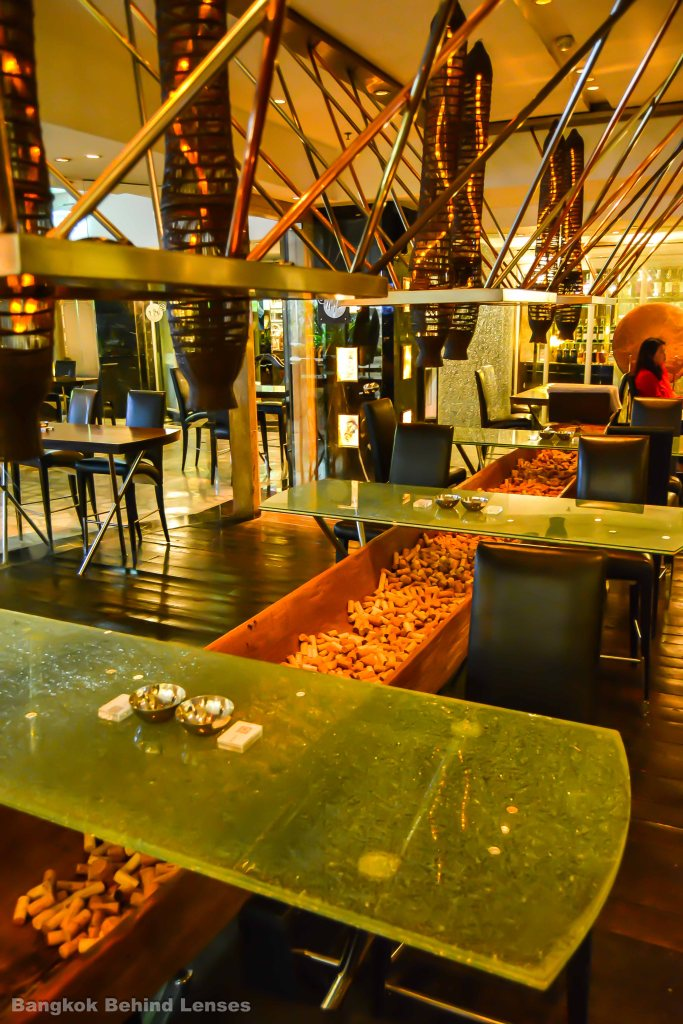 bar @494 grand hyatt erawan bangkok