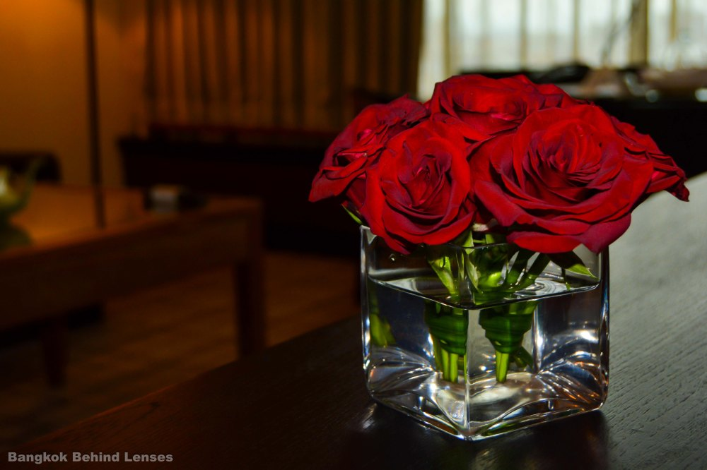 roses Grand King Suite grand hyatt erawan bangkok