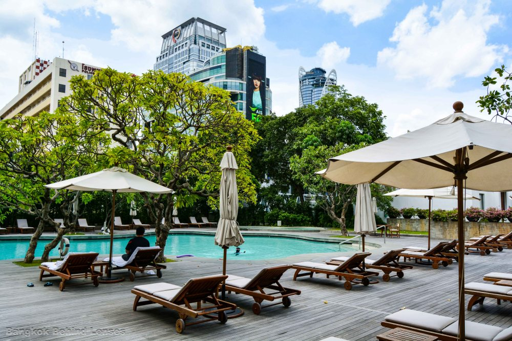 pool grand hyatt erawan bangkok