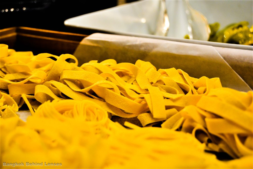 pasta The Dining Room International Buffet grand hyatt erawan bangkok
