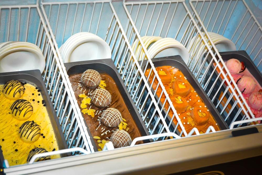 ice cream bangkok Berkeley Hotel Pratunam